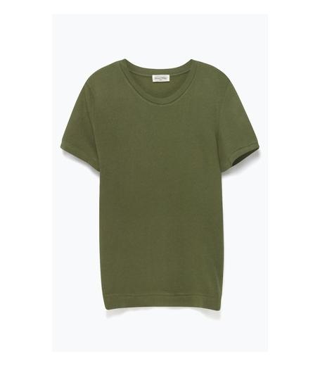 American Vintage JAPONSTATE sweatshirt - MILITARY