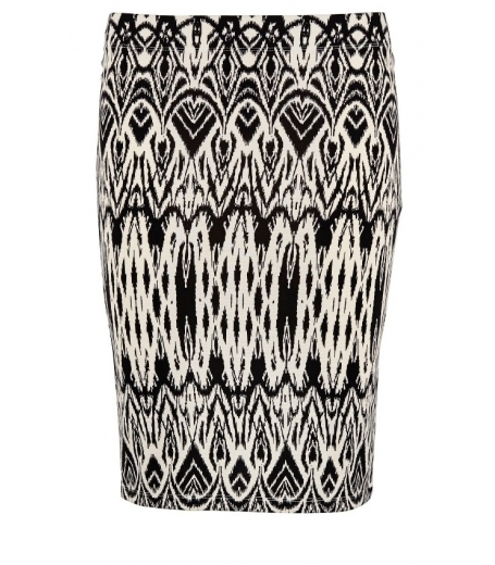 Jersey ethnic skirt