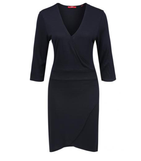 Jersey kjole fra S.Oliver