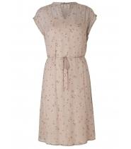 Kjole med print fra Rosemunde