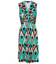 Knælang kjole fra Ilse Jacobsen - Nice02ED