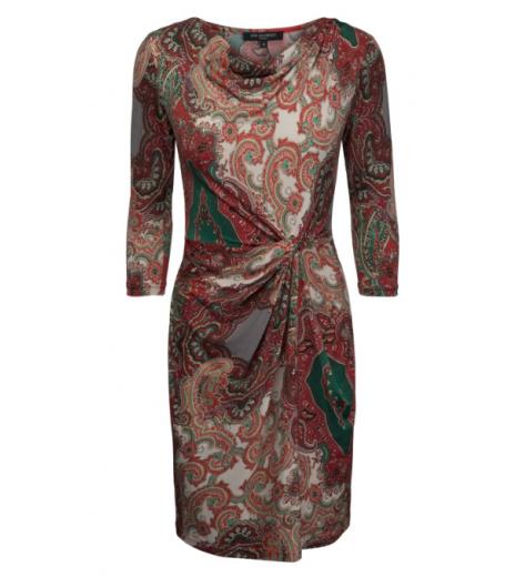 Knælang kjole fra Ilse Jacobsen - NICE59CZ