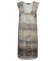 Knælang kjole fra Ilse Jacobsen - Soul96B
