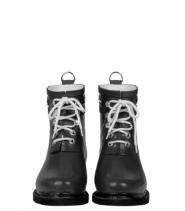 Kort ankel gummistøvle fra Ilse Jacobsen - RUB2