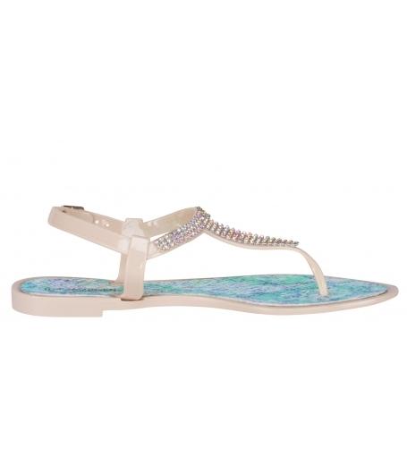 ladies plastic sandal
