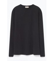 LAMASTATE  - LONG SLEEVE VINTAGE BLACK
