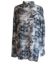 Lang skjorte fra Drys - 13625