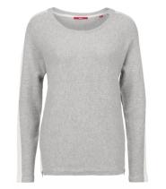 Langærmet pullover fra S.Oliver - 14.510.61.5166