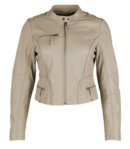 LEATHER JACKET - SAINT TROPEZ N7030