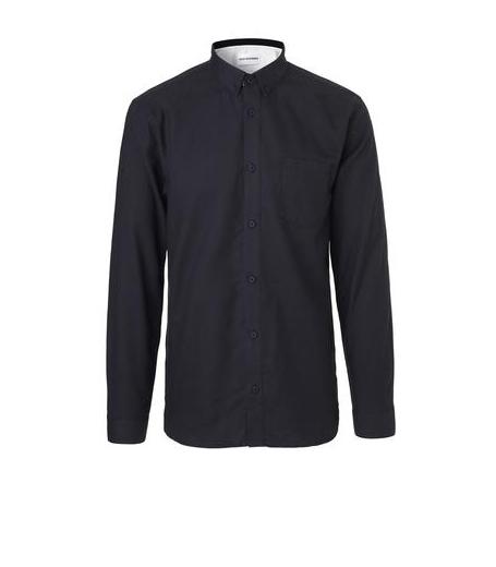 Won Hundred LESTER skjorte - sort