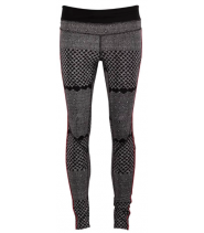 Løbe tights med print - Athleisure Saint Tropez N