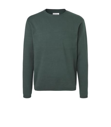 LUIS Pullover - grøn