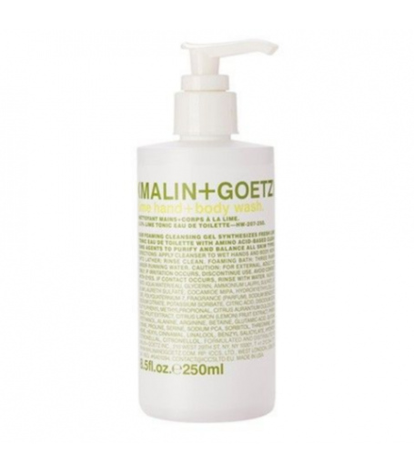 Malin+Goetz Rum+Lime Hand Wash