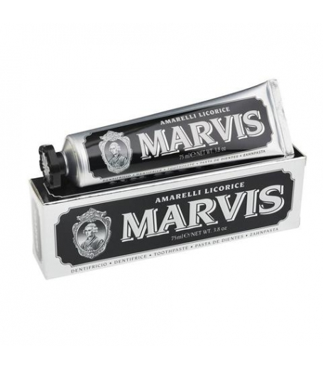 Marvis Amerilli licorice mint tandpasta