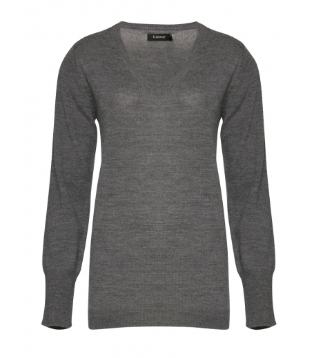 Merina bluse fra b.young - 20800886