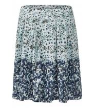 Mika nederdel med print - 360025