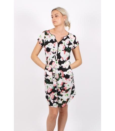 Mirja Printed dress