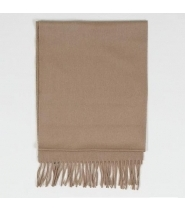 Morvis scarf camel