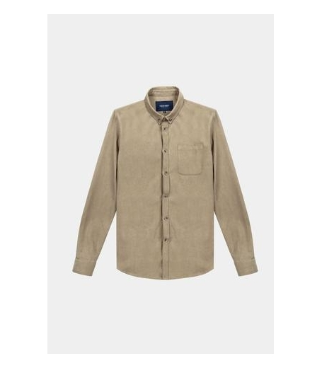 Native North Heavy Japanese Lyocell Twill Shirt O
