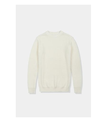 Native North Merino Sweatshirt Ecru