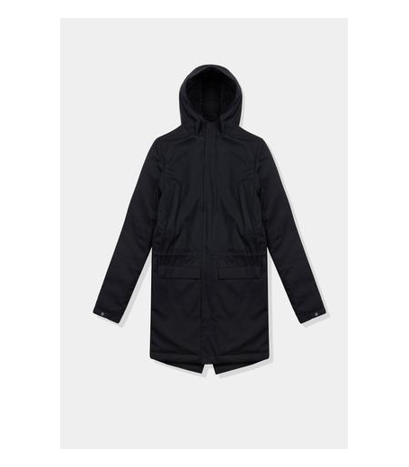 Native North Storm Parka Jacket Shadow Navy