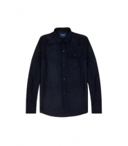 Native North uld skjorte - blå