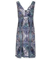 Paisley kjole fra Ile Jacobsen - Nice66CQ