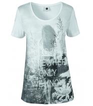 Paulette t-shirt fra Peppercorn - 4164401