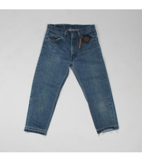 Pelechecoco Bad Cropped Denim