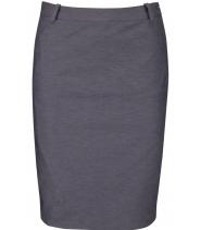 Pencil stretch skirt