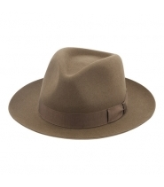 PENN FURFELT - BRUN HAT