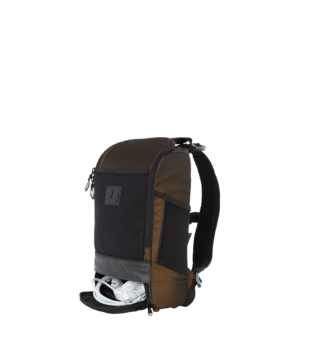 Pinqponq backpack small burnt rust