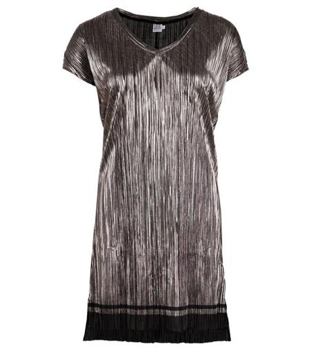Saint Tropez plisse kjole