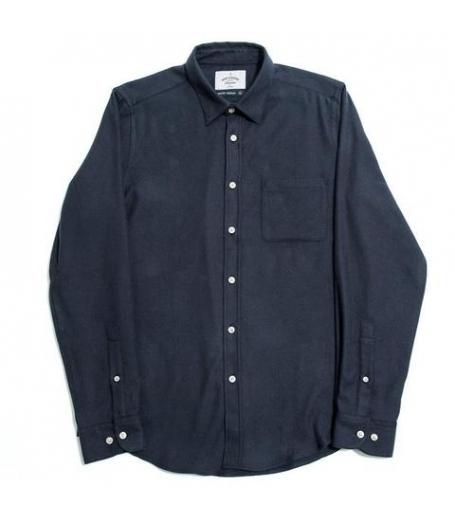 Portuguese teca skjorte - sort