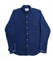 Portuguese teca skjorte - blå
