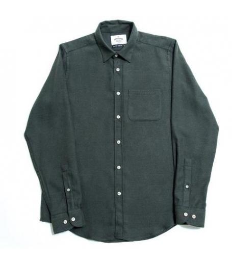 Portuguese teca skjorte - grøn