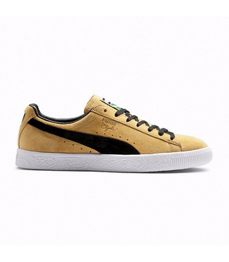 Puma sko i Bright Gold
