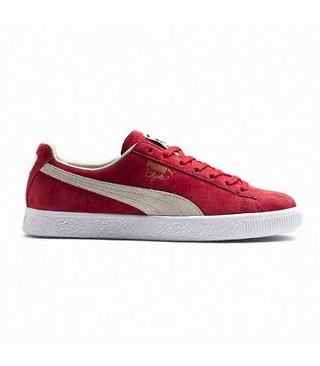 Puma sneakers i Cherry rød