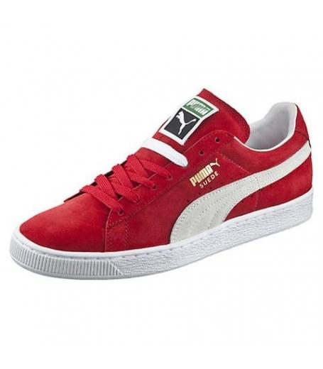 Puma Suede Classic sko rød