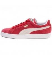 Puma Suede Classic ECO Red/White