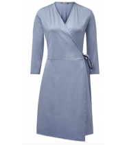 Resi Jersey wrap dress