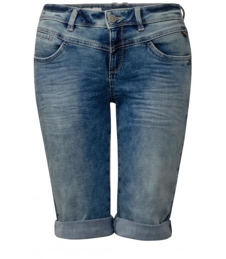 Ria denim shorts fra Street One