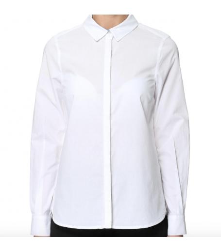 Skjorte med flip