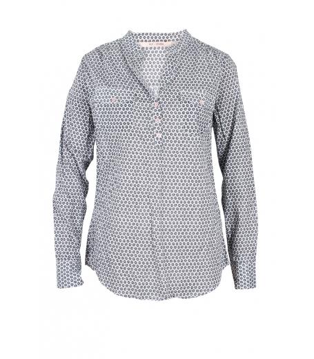 Skjorte med forlommer