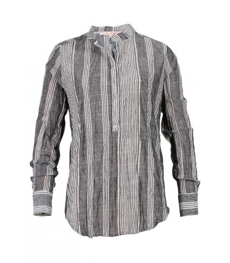 Skjorte med kinakrave