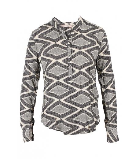 Skjorte med pint fra Rue de Femme - DOT 5071