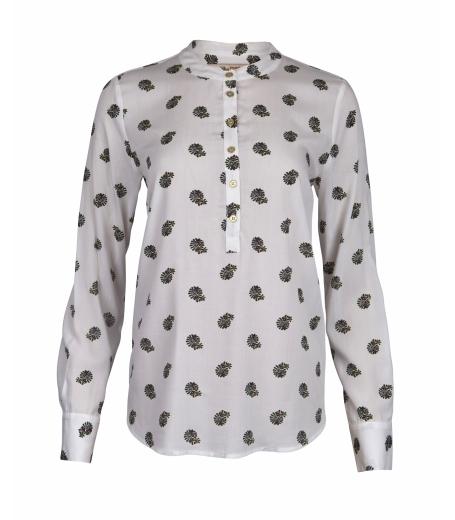 Skjorte med print fra Rue de femme