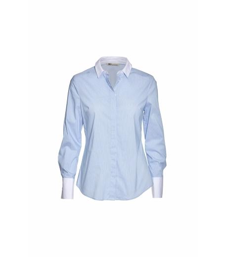 Skjorte med striber fra PBO