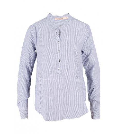 Skjorte med striber fra Rue de Femme - DOT STRUCTU
