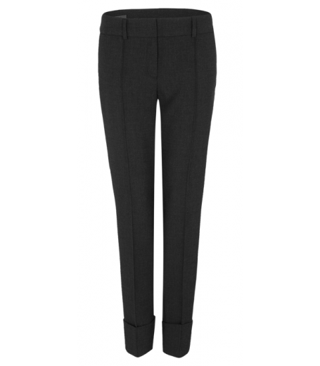 SLIM STRETCH FABRIC TROUSERS - S.OLIVER